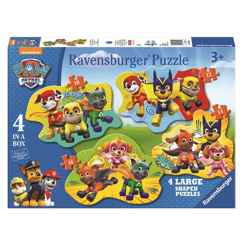 Puzzle paw 10121416 piese