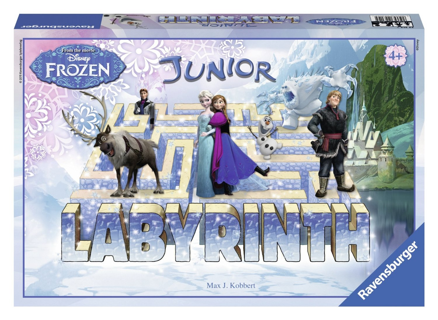 JOC LABIRINT DISNEY FROZEN