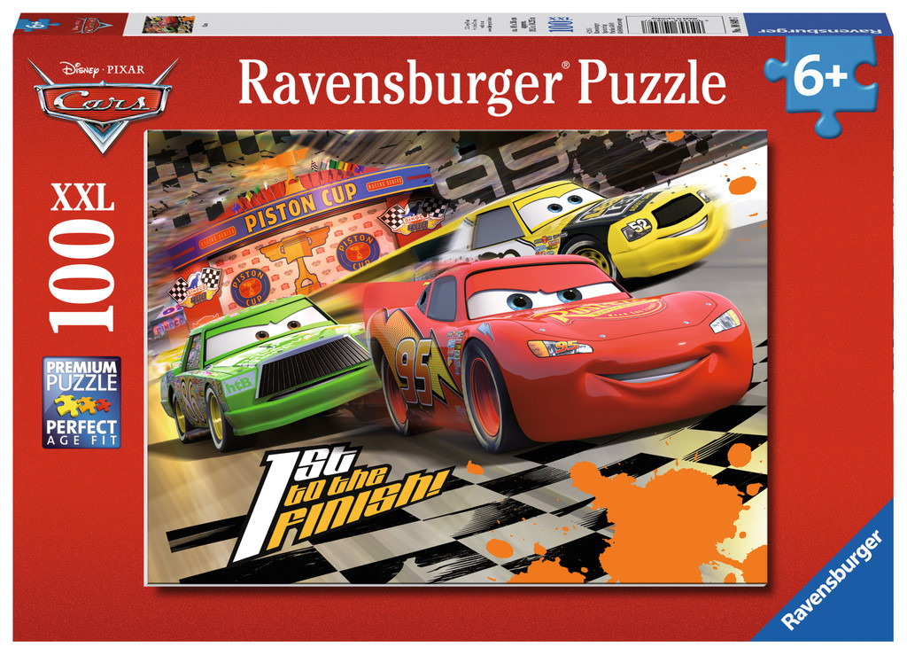 Puzzle Disney Cars 100 Piese