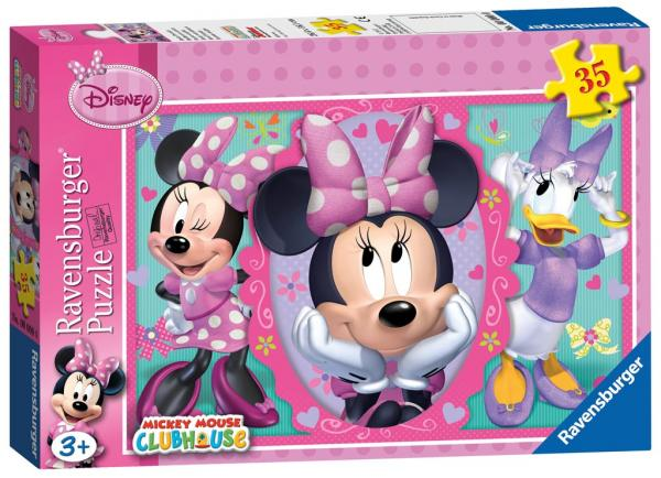 PUZZLE MINNIE MOUSE 35 PIESE
