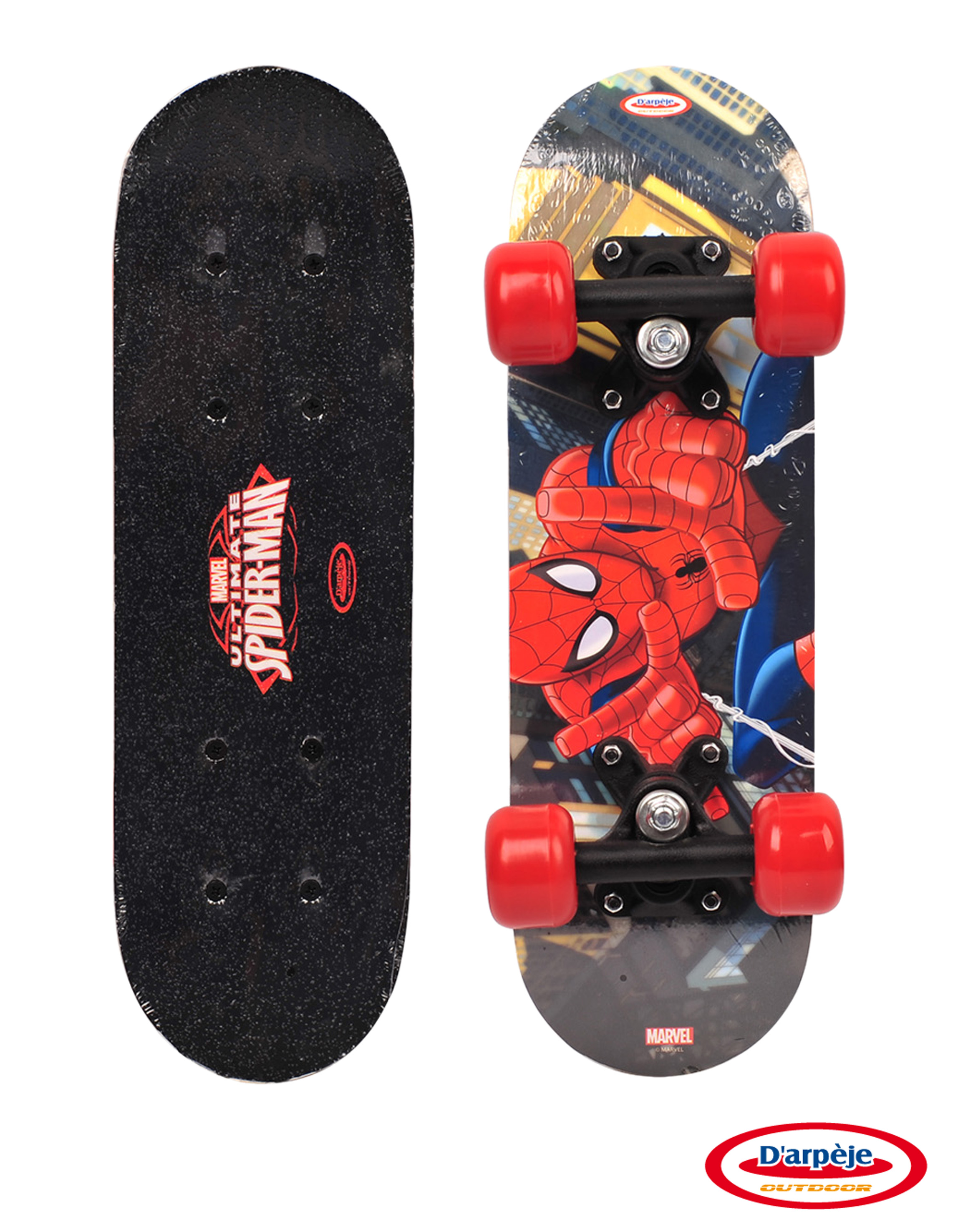 SPIDERMAN - MINI SKATEBOARD -43 CM
