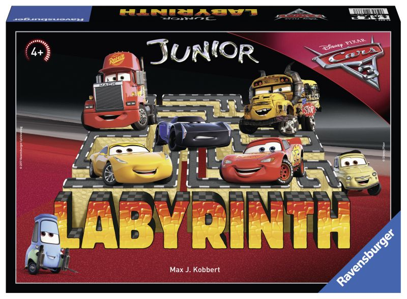 JOC LABIRINT JUNIOR - CARS ro